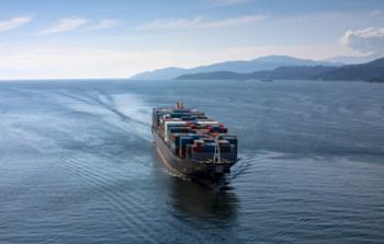 שילוח בינלאומי הובלה ימית